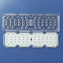 52 in 1 pc smd 3030 led lens for street light