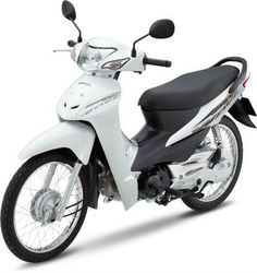 Motorcycle Wave Alpha new 2102