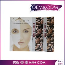 cocoa oil facial mask whitening & moisturizing face mask beauty