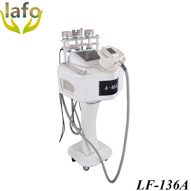 Power Shape! Latest Slimming Machine Vacuum Cavitation RF Liposuction Machine