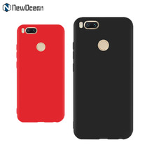 Slim Soft TPU silicone phone case for Xiaomi Mi 5X Matte