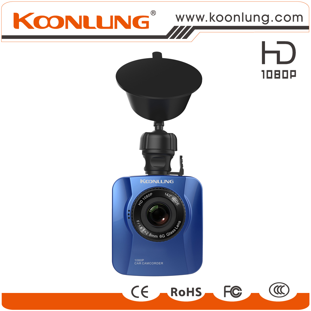 Koonlung A71N mini hidden car dvr camera