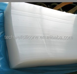 Raw silicone rubber (HTV) for extrusion