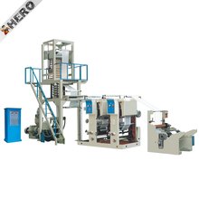 Filming Shrink Wrapping Extrusion Laminating Bopp Cutting Split Stretch Recycling Pe Making Output Film Winding Machine