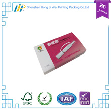 cheap eco friendly pregnancy test stick coated paper packaging box supplier