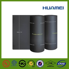 Low K-Value thermal insulation nitrile rubber foam sheet for HVAC system