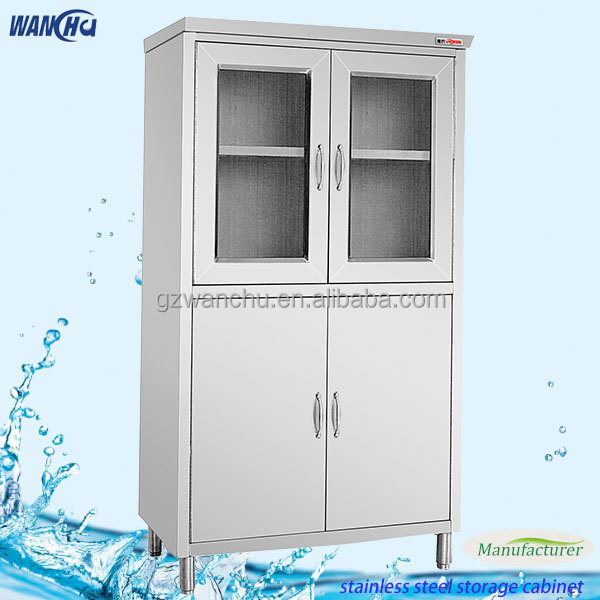 LSCWG-1050 Cheap Stainless Steel Kitchen Cabinets Used For Kitchen/Restaurant/Hotel