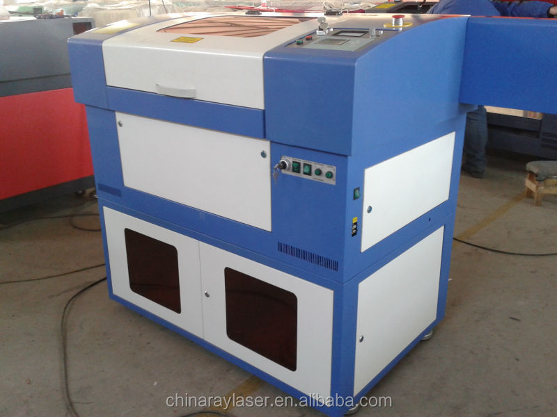 Hot sale CO2 50W mini laser engraving machine price for acrylic,wood,glass,leather,stone or T-shirt cutting