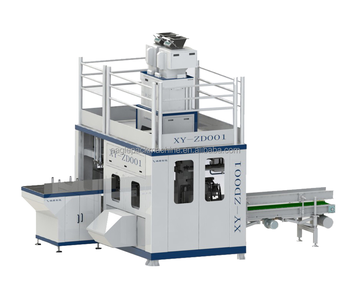 auto packing machine with CE