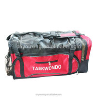 Martial art taekwondo training gear equipment bag
