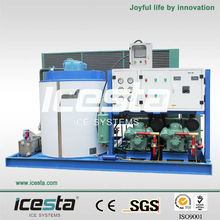 Heavy-Duty Industrial ice machine for food processing 10Ton