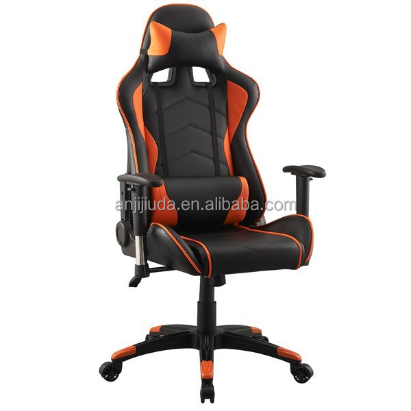 Racing gaming adjustable office chair hot in Europe made in Anji