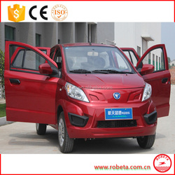 2016 high quality four wheels passenger electric car for sale/cheap price