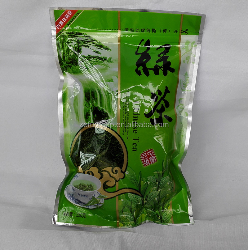 The cheapest price wholesale loose organic green tea