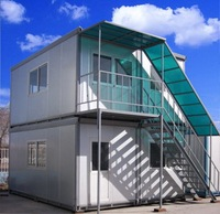 China Steel Container Office Workshop Cheap Prefab Houses