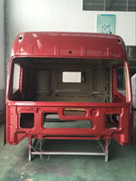 Used chinese heavy truck parts AUMAN TGL truck cabin for sale