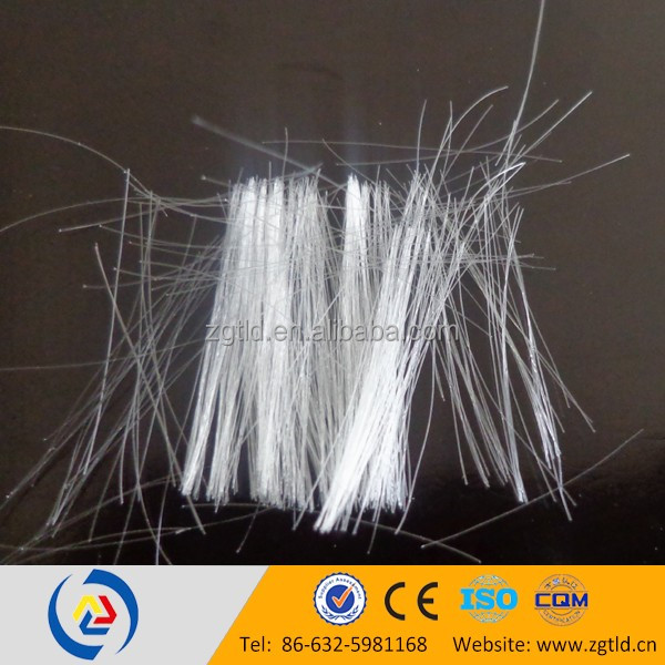 6mm polypropylene fiber for plaster