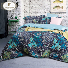 Factory Cheap Wholesale 100% Organic Cotton Printed Bed Sheet Set