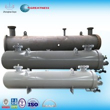 Wartsila and MAN certification shell tube heat exchanger price, fin tube heat exchanger, marine heat exchanger