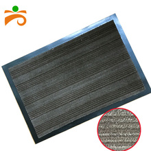 Custom size mud shoes cleaning entrance door floor mat