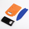 Hot Sale multifunctional Portable surf wax comb
