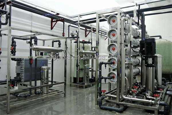 Automatic Still/ Pure/ Mineral Water Processing System