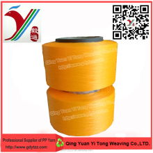 Reflective polypropylene 900d pp fdy yarn with competitive price good quality and short lead time