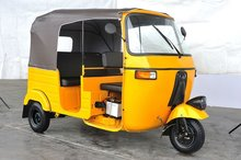 bajaji three wheel motorcycle