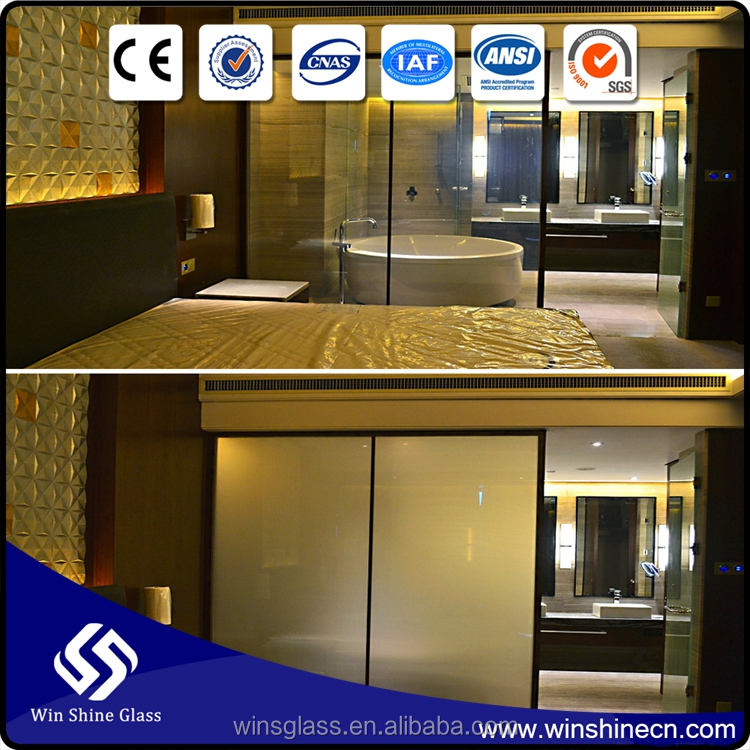 China Electric Manufacturer Energy Saving Insulated Switchable Smart Glass