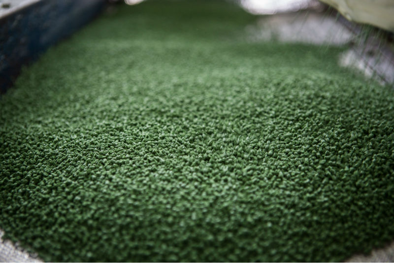 BEST QUALITY! Synthetic Turf TPE Rubber Granules