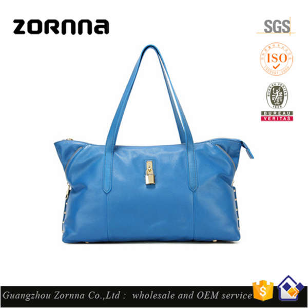 Wholesale Fashion Famous Brands Lady Leather Bag Handbag from Guangzhou Bags Handbags Factory in China