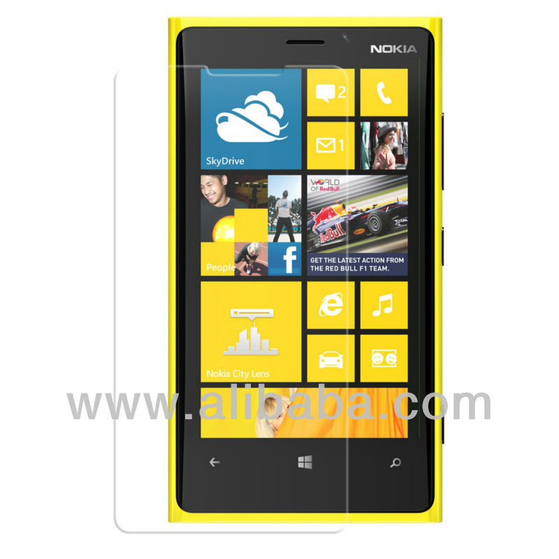 Ultra Clear Screen Protector for NOKIA LUMIA 920