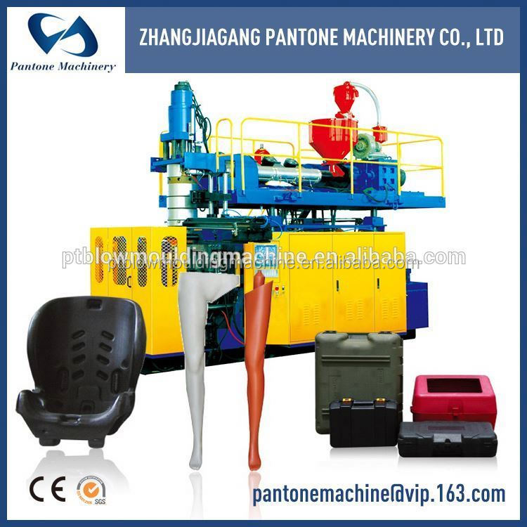 multi layers extrusion blow moulding machine