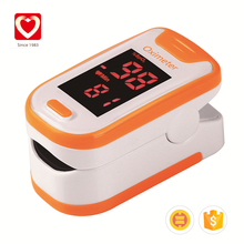 Family care blood pressure monitor finger pulse oximeter