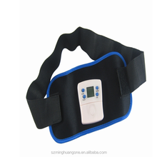 stomach slim massage belt, body care slimming massage belt,massage tapping belt
