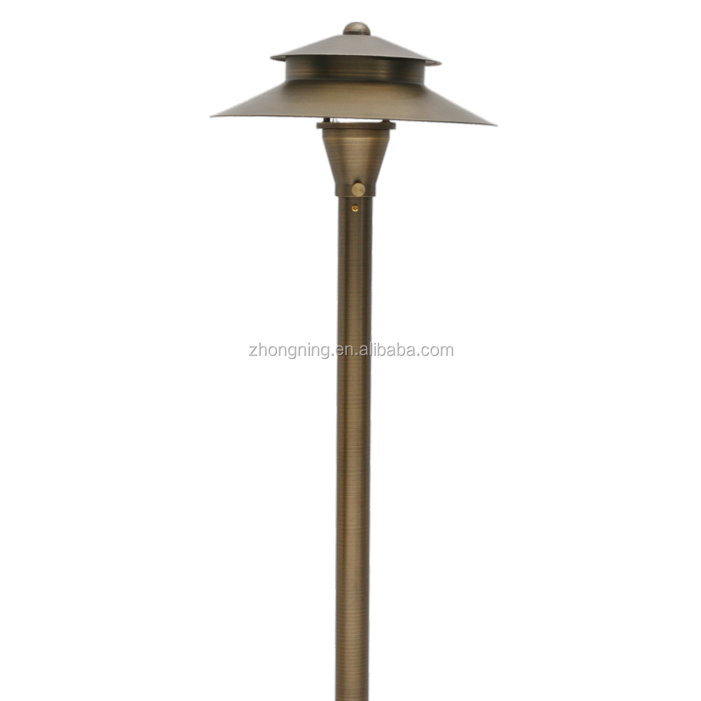 low power LED light garden outdoor landscape stake path lamp