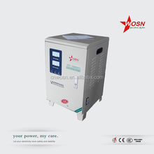 servo motor type ac single phase vertical type 20000va voltage stabilizer