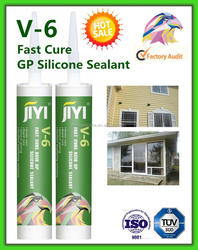 V-6 GOOD CHEAP 300ML SILICONE ACETIC SEALANT