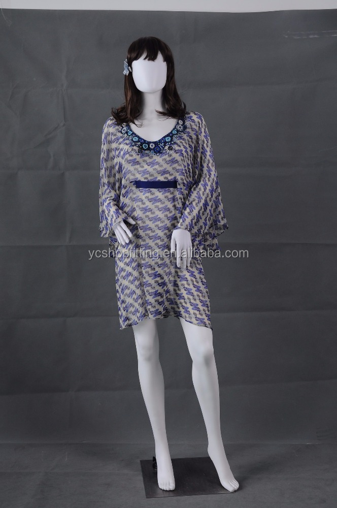 wholesale fashion abstract faceless full body female mannequin