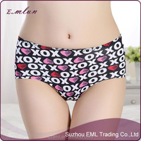 Women Briefs Dots Print Underwear Woman Panties Women's Underwear Female Panty Knickers Underpants Lingerie Slip