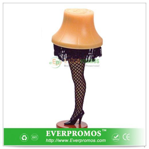 Novelty Design A Christmas Story Mini Leg Lamp Kit For Fun