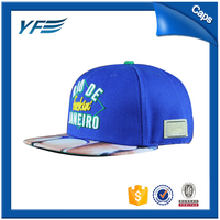 2016 High Quanlity Free Sex Girls Wool 3D Logo Custom Embroidery Snapback Hat