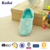new design sweet soft indoor woman shoe