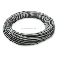 Mechanical industries corrosion resistance 3/4 inch stainless steel 304 wire braided PTFE material Teflon air pipe
