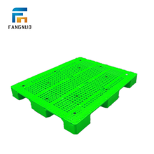 China manufacturer heavy duty anti-corrosion plastic pallet