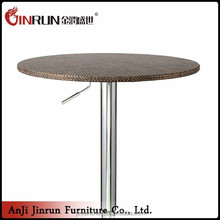 Durable fashion counter chairs bar table home furniture