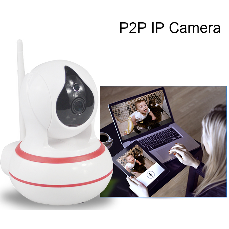 Cloud mini wireless wifi IP camera for home security system motion detection camera baby audio monitor