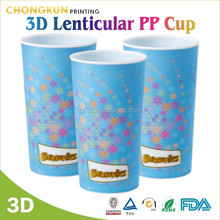 700ml promotional plastic straw cup