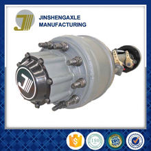 Semi Trailer Air Bag Suspension Axle