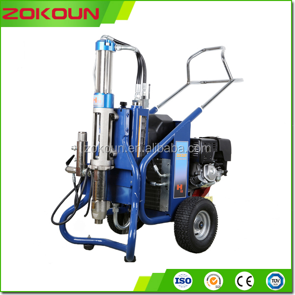 2016 new products spray paint machine price, airless portable sprayer